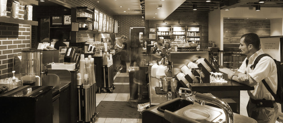 Starbucks Store Photo